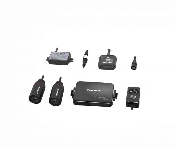 Innov K3 Dash Cam and accessories